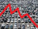 Evropský trh s automobily se v listopadu propadl o 25,8 %