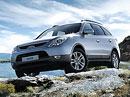 Hyundai ix55: Více síly pro šestiválec 3,0 CRDi (184 kW)