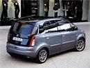 Lancia Musa: Výrazné zlevnění malého MPV (o 41 až 85 tisíc Kč)