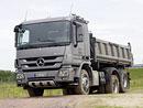 Český trh v roce 2008: Mercedes-Benz nejúspěšnější mezi nákladními automobily