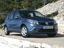 Nové motory pro známé modely Dacia: 1,2 16V (55 kW), 1,4 LPG (55 kW), 1,6 LPG (66 kW) a 1,6 E85 (66 kW)