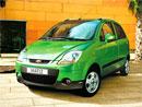 Chevrolet Spark od února se základní hotovostní cenou 163.900,-Kč
