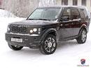 Spy Photos: Land Rover Discovery 3 – facelift přinese nové motory