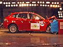 Euro NCAP 2009: Subaru Impreza jen se čtyřmi hvězdami, chybí připomínače pásů