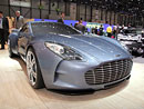 Autosalon Ženeva: Aston Martin One-77 – Oficiální představení