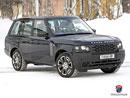 Spy Photos: Facelift a nové motory i pro Range Rover