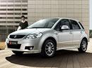 Suzuki SX4: V Číně jde do výroby lehce faceliftované provedení