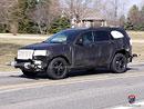 Spy Photos: Nový Jeep Grand Cherokee v přípravě