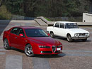 Alfa Romeo 159 1750 TBi: Návrat slavného jména