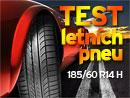 ADAC Test letních pneumatik (1. díl): Rozměr 185/60 R14 H