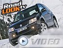 Suzuki Grand Vitara vs. sněhová kalamita (Roadlook TV)