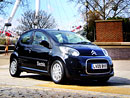 Citroën C1 ev'ie: Kolínské miniauto je prvním čtyřmístným elektromobilem na britském trhu