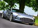 Aston One-77 získal cenu za design na Concorso d'Eleganza Villa d'Este