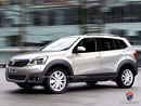 Renault zaregistroval název Kanjara pro nové SUV od Dacie