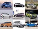 P�ehled cen nov�ch aut na �esk�m trhu: Mal� kombi, MPV a crossovery (�erven 2009)