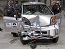 Tata Nano v prvním evropském crash testu obstál