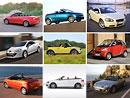 Přehled cen nových aut na českém trhu: Malé kabriolety (červenec 2009)