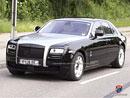 Rolls-Royce Ghost: Výkonnější, ale i levnější než Phantom (oficiální technická data)