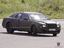 Spy Photos: Grand Bentley – maskovaný jako Rolls