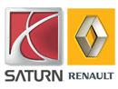 Saturn + Renault? Američané mají zájem o francouzskou techniku