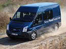 Test: Ford Transit Kombi Van AWD - Horolezec