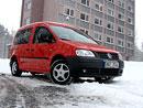 Test: Volkswagen Caddy Ecolife - Silniční daň neplatím
