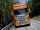 Scania R: Modernizace - Motory a kabina
