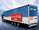 Schmitz Cargobull: Plachtové návěsy - Důraz na variabilitu