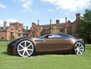 Aston Martin Volare: Aston budoucnosti podle nezávislého designéra