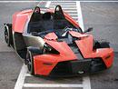 KTM X-Bow: Produkce do�asn� zastavena