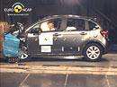 Euro NCAP 2009:  Citroën C3 – Čtyři hvězdy díky nedostatečnému nasazení stabilizačního systému