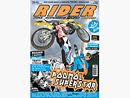 RIDER s dvd Carpe Diem - na stáncích od 9. 9. 2009