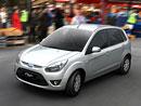 Ford Figo m� pomoci motorizovat Indii, v�roba v Chennai startuje