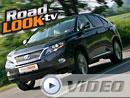 Lexus RX 450h: Ekologická paranoia (Roadlook TV)