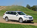 Subaru Outback na českém trhu: Naftový boxer do lehkého terénu za 840.000,-Kč