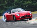 Alfa Romeo 8C Spider: První jízdní dojmy