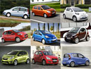 Přehled cen nových aut na českém trhu: Minivozy (listopad 2009)