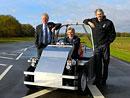 Gordon Murray T.27: Třímístné auto má být nejúspornějším elektromobilem na světě