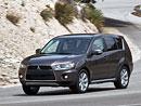 Mitsubishi Outlander 2010 snižuje první cenu pod 600 tisíc Kč (první cena 584.900,- Kč)+nové foto