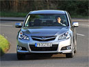 Český trh v říjnu 2009: První pětka ve střední třídě stabilní, sedmé místo pro Subaru Legacy