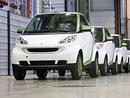 Smart ForTwo electric drive: Výroba zahájena