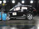 Euro NCAP 2009:  Infiniti FX 37 – Pět hvězd podle nové metodiky
