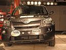 Euro NCAP 2009:  Toyota Urban Cruiser má jen tři hvězdy, hlavový airbag nefungoval korektně