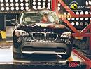 Euro NCAP 2009:  BMW X1 – Nejmenší mnichovské SUV s pěti hvězdami