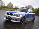 AC Schnitzer upravil BMW 123d Coupé pro potřeby policie