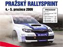 Pozvánka na XV. Pražský rallysprint: Na startu bude česká špička se speciály S2000 i WRC