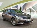 Infiniti G37 2010: Mírný facelift a vysoký standard výbavy