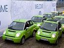 Elektrické Th!nky a Citroëny vozí delegáty kodaňského summitu COP15