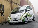 Mitsubishi i-MiEV: Birmingham zkouší elektromobily v běžném provozu