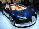 Bugatti v Dubaji: Tři nové verze Veyronu a 16C Galibier